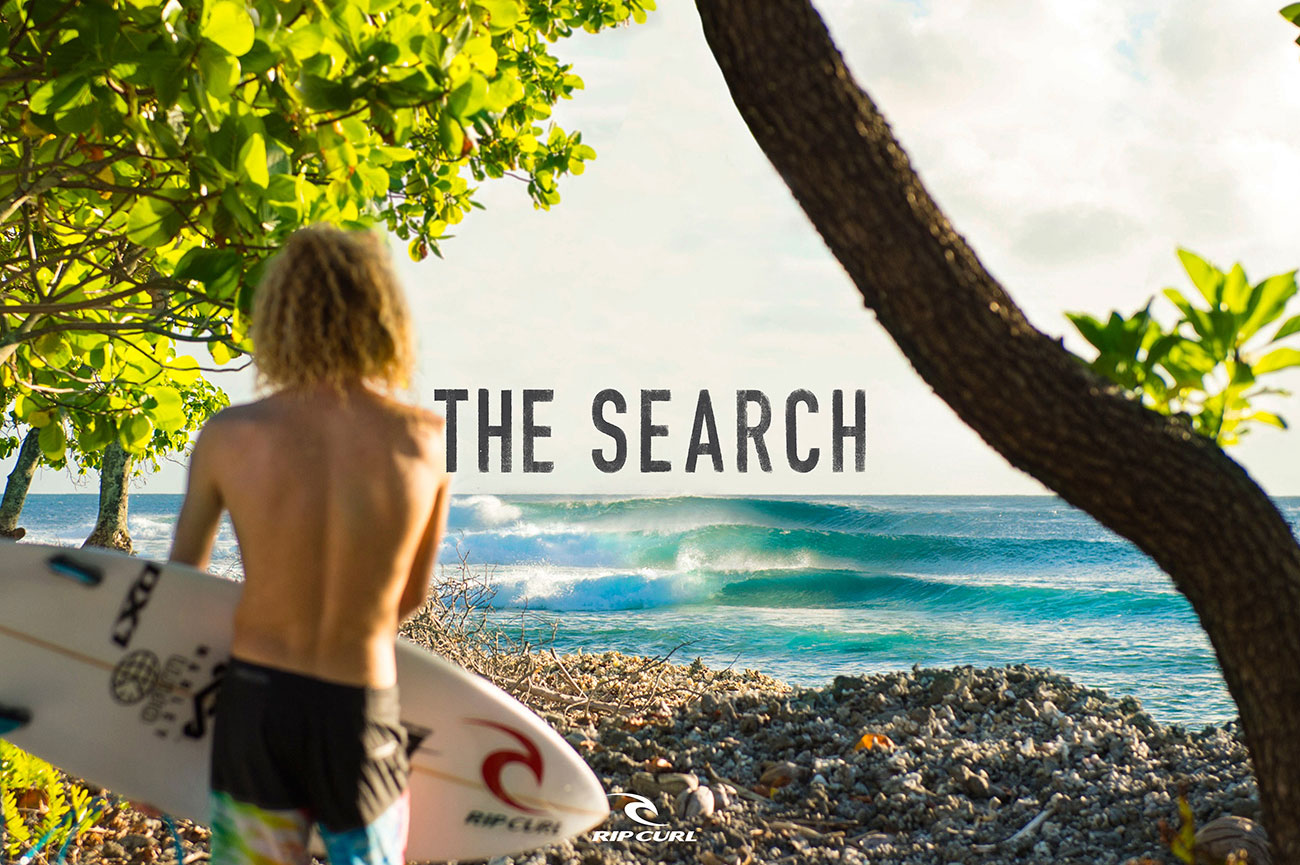 THE SEARCH // 7 DAY SURF ADVENTURE